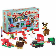 Block Tech Christmas Advent Calendar 2016 Building Brick Toys Gifts Presents