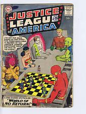 Justice League of America #1 DC Pub 1960