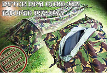 Genuine Surplus Dutch Armed Forces Gore-tex Bivi Bag DPM Camouflage Waterproof