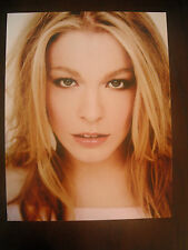 LeAnn Rimes Color 11x14 Promo Photo Singer Sexy Country Music
