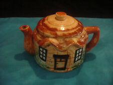 VINTAGE COTTAGEWARE COTTAGE TEAPOT