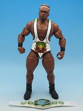 "WWE Elite Series 32 Big E Intercontinental Championship Belt  6"" Figure"