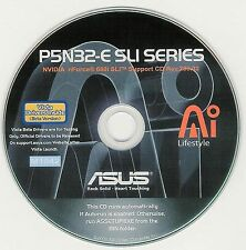 ASUS P5N32-E SLI Plus Motherboard Drivers Installation Disk M1042
