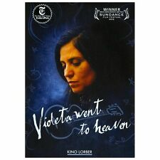 Andres Wood: Violeta Went to Heaven (DVD, 2013)