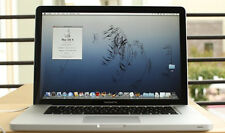 "HIGH SPEC Apple  MacBook Pro 15"", core i7,8GB RAM,SSD drive, Latest OSX,warranty"