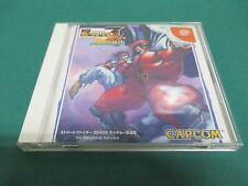DC --STREET FIGHTER ZERO 3 for Matching-- JAPAN GAME Clean & Work fully 32824
