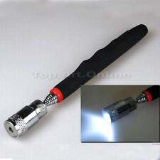 32in Flexible Flashlight LED Light Torch Telescopic Magnetic Extend Pick Up Tool