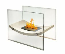 Anywhere Fireplace BROADWAY Bio-Ethanol Fireplace Home Decor Odorless Smokeless
