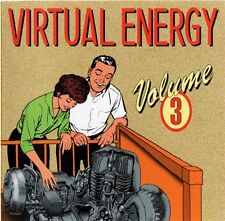 Virtual energy vol.3 CD 1996 Daily Planet Elegant Machinery
