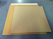 """1000 Record Mailers + 1000 Cardboard Stiffeners - 12"""" - Free Delivery"""