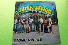 Rare French Island Funk LP: Bagail La Couce ~ Super Sterne ~ Disques Vacances