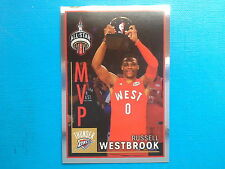 2016-17 Panini NBA Sticker Collection n.377 Russell Westbrook