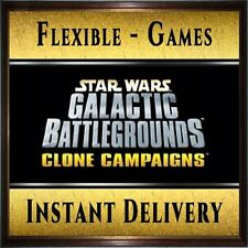 Star Wars Galactic Battlegrounds Saga - Steam CD-Key Digital [PC] Fast Delivery