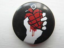 GREENDAY - AMERICAN IDIOT  - 1 inch / 25mm Button Badge - USED Promotional