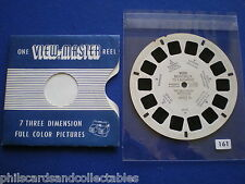 VIEW-MASTER - Montreux to Lausanne ' The Swiss Riviera - Switzerland     1953