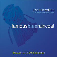 Jennifer Warnes - Famous Blue Raincoat: 20th Anniversary 24K Gold Edition CD NEW