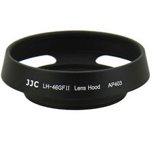 JJC LH-46GFII Metal Lens Hood for Panasonic Lumix G 20mm 1.7 II & 14mm 2.5 ASPH