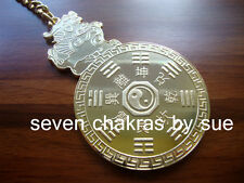 Feng Shui - Large Pi Yao Tai Sui Coin (Wealth & Protection)