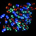 21M 200 LED Solar Powered Xmas Tree/Party/Garden String Fairy lights Colors RGB