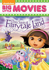 Dora-dora Saves Fairytale Land [dvd] (Paramount) (pard59169822d)