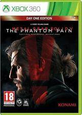 Metal Gear Solid 5: The Phantom Pain día 1 Edition-Xbox 360 Totalmente Nuevo