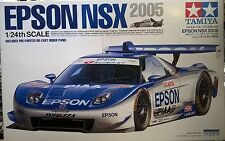 KIT TAMIYA 1:24 AUTO HONDA RACING EPSON NSX 2005  ART  24287