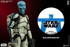 Sideshow Star Wars CAD BANE IN DENAL DISGUISE Exclusive Clone Trooper Figure