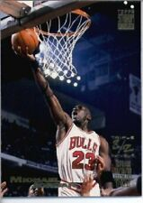 1993 Stadium Club #1 Michael Jordan MJ