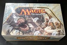 Magic MTG Scars of Mirrodin Booster Box Factory Sealed English