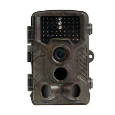 12MP 1080P Infrared Night Vision Hunting Trail Camera IP56 Wildlife Camera Trap