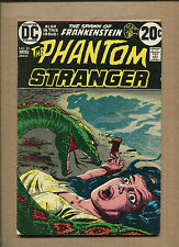 The Phanton Stranger #25 - Dance of the Serpent - 1973 (Grade 7.0) WH