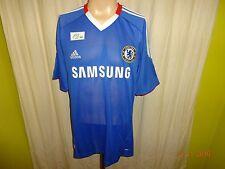 "FC Chelsea London Original Adidas Heim Trikot 2009/10 ""SAMSUNG"" Gr.L Neu"