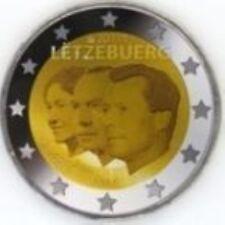 Luxemburg  2011  2 euro commemo    Jean (Stafhouder)   UNC uit de rol !!!