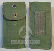 Vietnam MACV-SOG ONE-ZERO's In country-made universal utility waist Canvas pouch