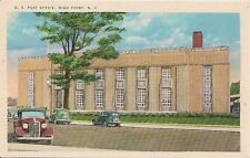 U.S. Post Office in High Point NC Postcard
