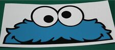 Cookie Monster Rat Look Autocollant Decal Jdm Drift VW Dub Autocollant Voiture