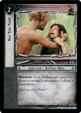 LoTR TCG The Hunters Not This Time! 15R47