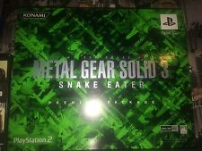 Metal Gear Solid 3 Snake Eater, Premium Package **JAPANESE RELEASE ONLY*** NTSC