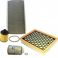GENUINE SAAB 9-3 1.9 TTiD ENGINE SERVICE KIT 03-2010 FILTERS, OIL,AIR,FUEL,CABIN