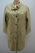 SAINT JAMES IMPER TRENCH FEMME MANTEAU COAT ABRIGO 38 T38 M BEIGE