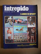INTREPIDO n°52 1977 Un Anno di Sport - Barry White [G421]