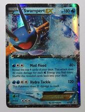 Swampert EX - XY55 - Ultra Rare Promo Pokemon Card