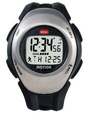 MIO Motion Fit EKG-Accurate Strapless Heart Rate Pedometer Watch + Calorie Burn