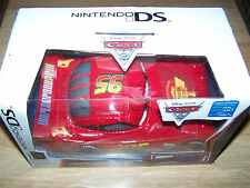 Disney Cars Lightning McQueen Nintendo DS Plush Soft Carry Case DSi DSiXL New