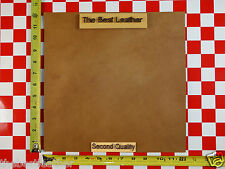 "AUTHENTIC HORWEEN 101 LATIGO 4/5 Oz. LEATHER HIDE 12""x12"" 2nd Quality"