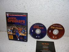NBA Street Series : Ankle Breakers Volume One DVD & CD RARE Out of Print