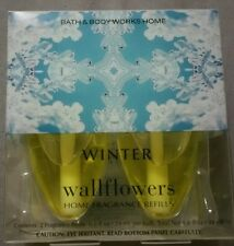 Bath & Body Works - Winter Wallflower Bulb (2 Refills)