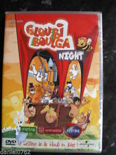 DVD NEUF pas cher GLOUBI BOULGA NIGHT CASIMIR ALBATOR CAPITAINE FLAM ..