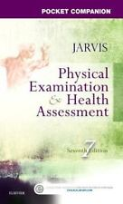 Jarvis Pocket Companion for Physical Examination and Health Assessment