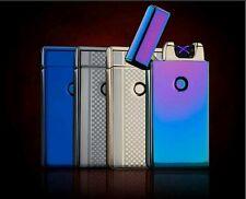Electronic DOUBLE Plasma Arc Rechargeable Cigarette Lighter Tesla Coil Box USB